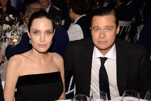 Brad Pitt tuc gian gui toi hau thu cho Angelina Jolie