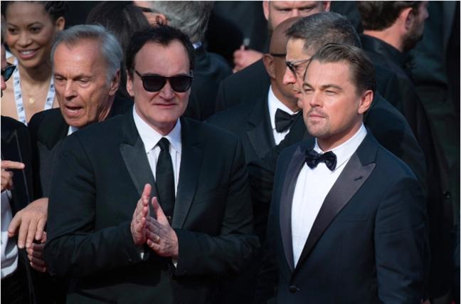 Dao dien Quentin Tarantino bi to 'tu tien' su dung tu lieu ve Ly Tieu Long