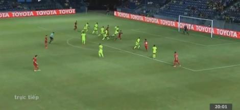 Curacao vô địch King's Cup 2019 sau loạt đá luân lưu với Việt Nam