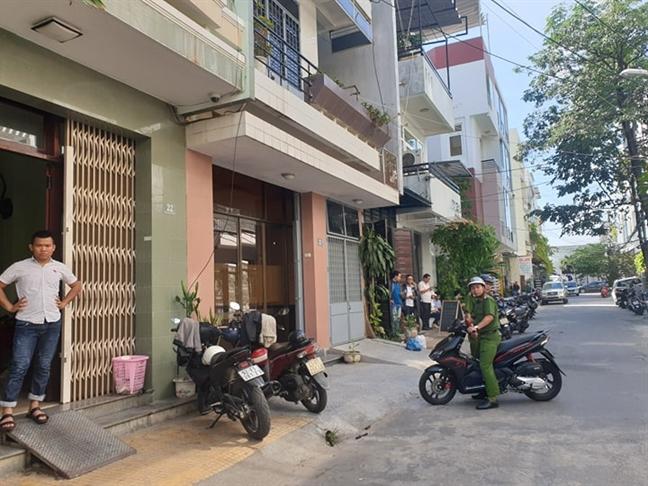 Bo Cong an kham xet nha ong Truong Duy Nhat tai Da Nang lien quan vu Vu 'nhom'