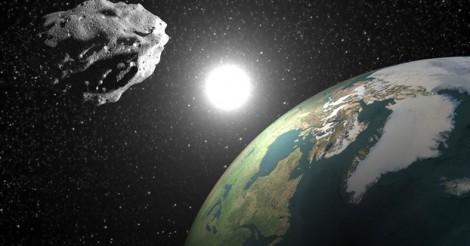 Một tiểu hành tinh khổng lồ sắp bay ngang Trái đất