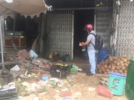 Thanh niên bán trái cây thuê bị CSGT tông chết khi chưa kịp ăn tô bò kho vừa mua