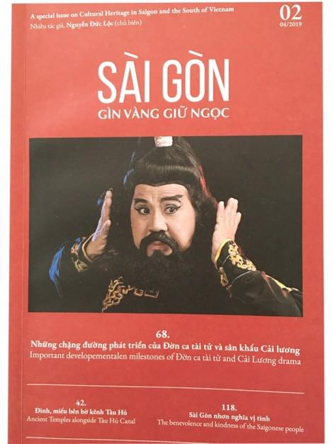 Tìm di sản Sài Gòn  từ sách