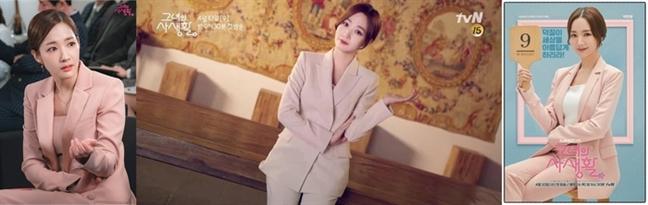 Xem phim Park Min Young dong, chi em hoc duoc vo van cach mac dep