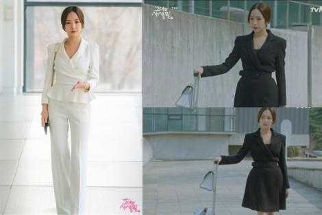 Xem phim Park Min Young đóng, chị em học được vô vàn cách mặc đẹp