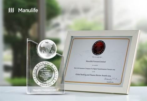 Manulife được báo quốc tế ghi nhận nhờ chuyển đổi số hóa để nâng cao trải nghiệm của khách hàng