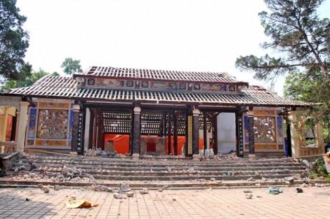 Làm mới chùa cổ trăm năm, nỗi lo hiệu ứng domino
