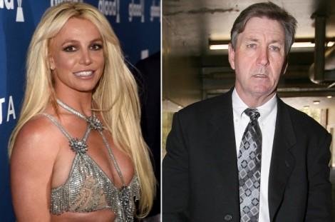 Britney Spears bị cha nộp đơn xin giám hộ