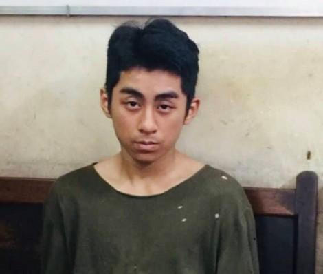 Thanh niên 18 tuổi cầm dao cứa cổ tài xế GrabCar cướp trong đêm