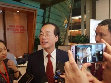 Bộ trưởng Bộ Xây dựng nói 'đáng tiếc' vì vụ đoàn thanh tra Bộ bị tố vòi tiền