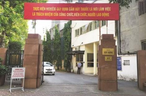 Đoàn thanh tra 'vòi tiền' của Bộ Xây dựng bị công an Vĩnh Phúc tạm giữ