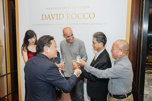 Sieu dau bep David Rocco – Tu tinh yeu den chinh phuc tinh hoa am thuc Viet