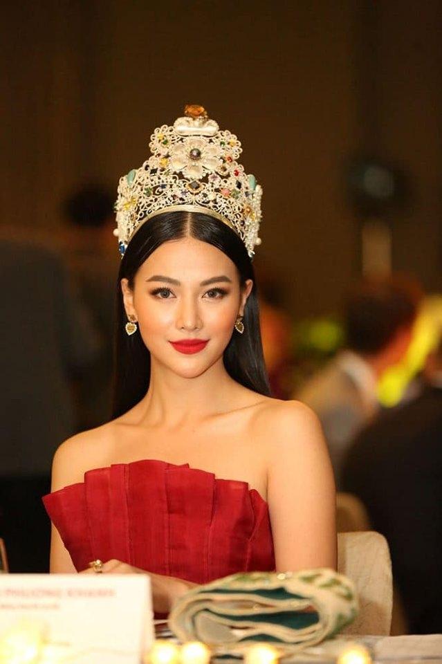 Hoa hau Phuong Khanh bi to no tien ty khong tra