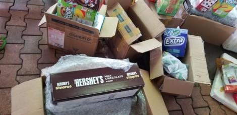 Gần 1.200 sản phẩm mỹ phẩm, thực phẩm chức năng nhập lậu bị thu giữ tại Bình Phước