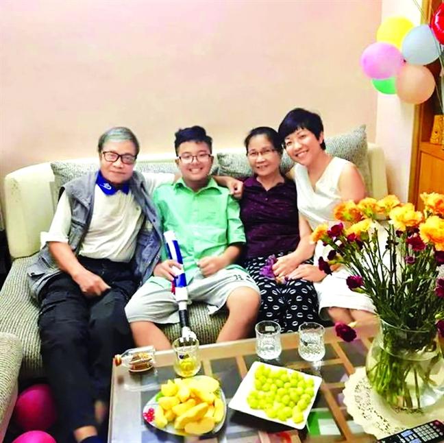 MC Thao Van: 'Gia nhu toi khong phai thay su dau kho cua bo me chong'