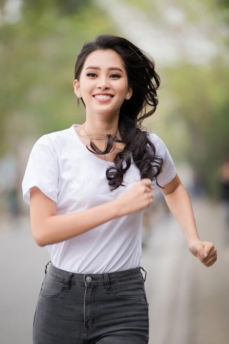 Khi sao Việt là những 'con nghiện' của đường chạy marathon
