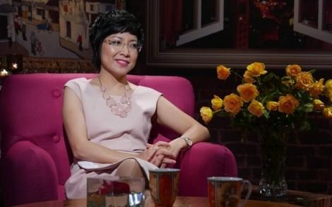 MC Thảo Vân: 'Giá như tôi không phải thấy sự đau khổ của bố mẹ chồng'
