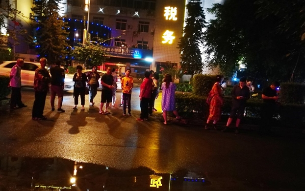 Dong dat tai Tu Xuyen khien it nhat 11 nguoi thiet mang