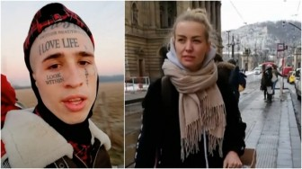 Cặp đôi Instagram kiêu căng được cư dân mạng dạy dỗ