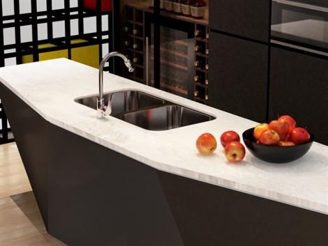 Laminate – vật liệu hoàn hảo cho mặt bàn bếp và ốp tường