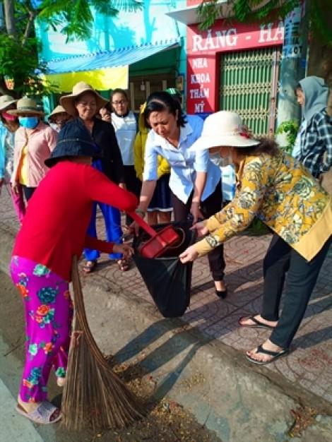 Cần Giờ: nhiều hoạt động vì an toàn cho phụ nữ và trẻ em