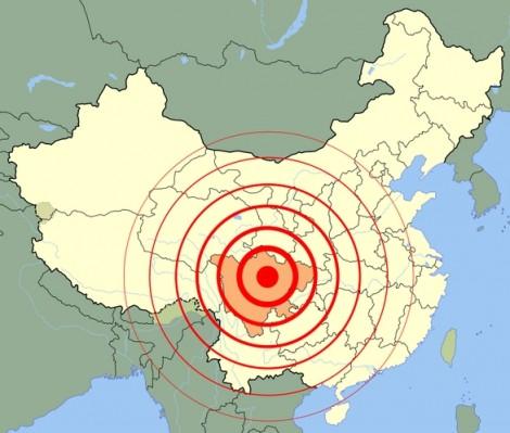 Động đất liên tiếp làm rung chuyển tỉnh Tứ Xuyên, Trung Quốc