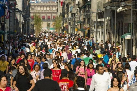 Thế giới sẽ đạt 9,7 tỷ người vào năm 2050