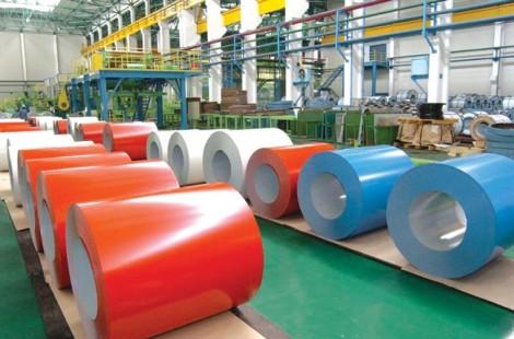 Thép phủ màu Trung Quốc, Hàn Quốc nhập về Việt Nam bị áp thuế chống bán phá giá