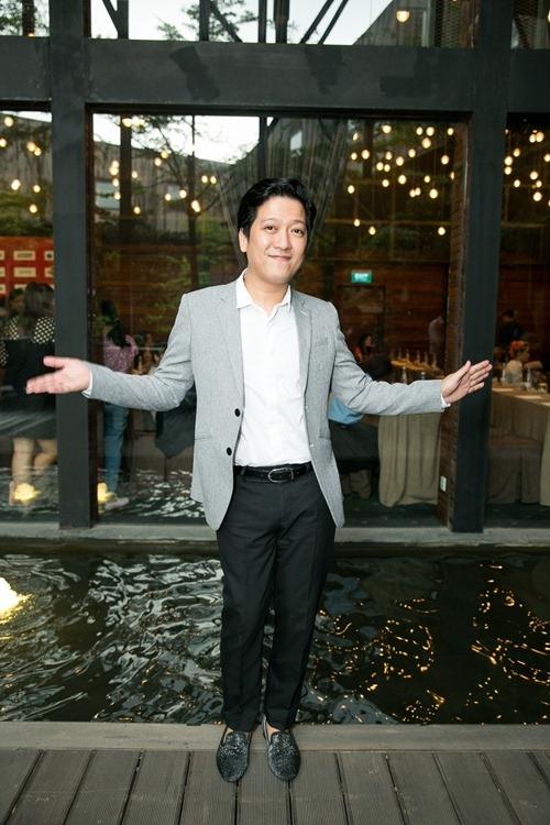 Soi gu thoi trang cua hai danh hai Tran Thanh - Truong Giang