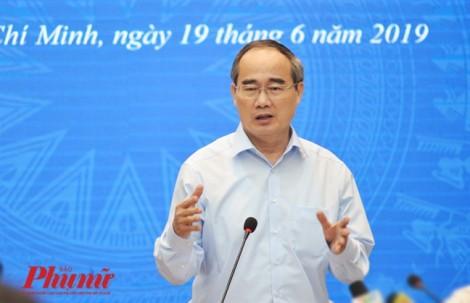 Bí thư Thành ủy TP.HCM Nguyễn Thiện Nhân: 'Báo chí phải thúc đẩy để cơ quan quản lý làm việc nhanh hơn'
