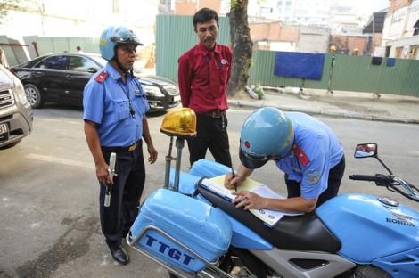 6 tháng đầu năm 2019: Thanh tra giao thông TP.HCM xử lý hơn 5.000 vụ vi phạm