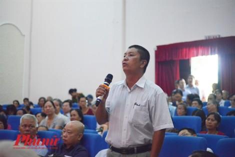 Bức xúc chuyện đất đai, cử tri Thủ Đức cậy nhờ bà Nguyễn Thị Quyết Tâm