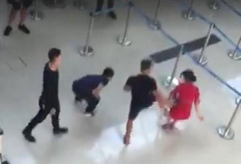 Nhóm thanh niên hành hung nữ nhân viên Vietjet Air lĩnh 92 tháng tù