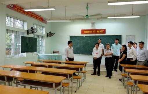 Hà Giang: Công an, Viện kiểm sát tỉnh thẩm định nhân thân cán bộ làm công tác thi