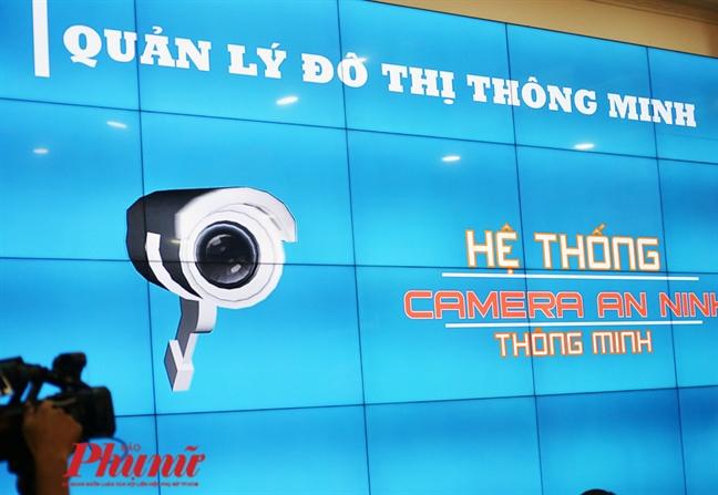 Hang ngan camera tai cac khu dan cu duoc tich hop, chuyen du lieu ve TP.HCM