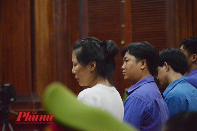 Vo BS Chiem Quoc Thai khai bi chong danh sung mat mui nhung chong chi bi phat 700.000 dong