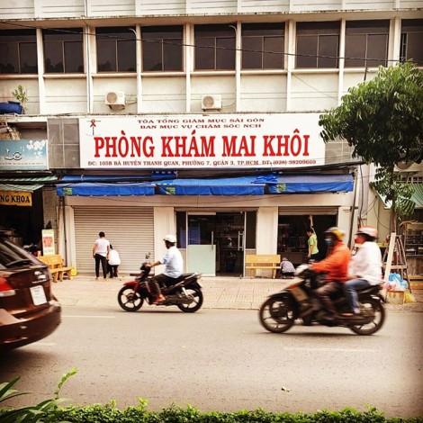 Phòng khám từ thiện Sài Gòn: trạm trung chuyển lòng nhân ái