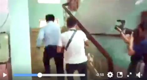 Vụ Nguyễn Hữu Linh tại tòa án quận 4: Khi phóng viên truy đuổi và bị cáo chạy trốn