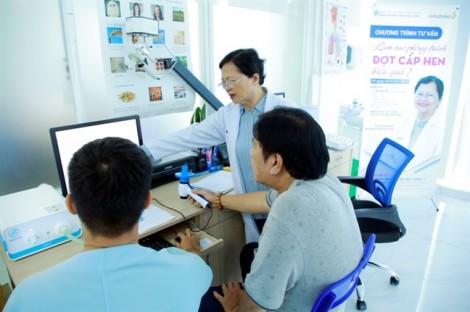 Chương trình 'Vì lá phổi khỏe' - AstraZeneca Việt Nam tổng kết tháng hành động nhân Ngày hen toàn cầu