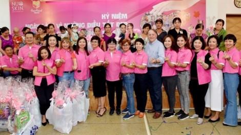 Nu Skin Việt Nam tổ chức hoạt động 'Ngày làm vì những điều tốt đẹp' lần 6