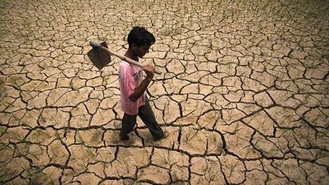 Biến đổi khí hậu đẩy thêm 120 triệu người đến cảnh nghèo đói vào năm 2030