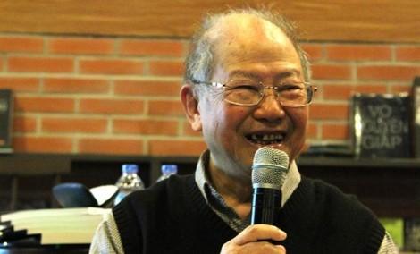 Nhà văn Châu Diên - nhà giáo Phạm Toàn qua đời ở tuổi 87