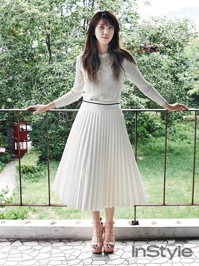 Can canh nhan sac nu dien vien bi cho la 'nguoi thu 3' trong cuoc hon nhan Song Joong Ki - Song Hye Kyo