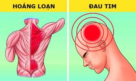 6 vị trí đau trên cơ thể mà ta hay nhầm lẫn với các bệnh khác