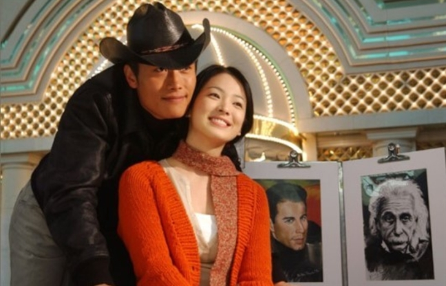 Nhung moi tinh ngo chan ai nhung tan vo mau cua Song Hye Kyo