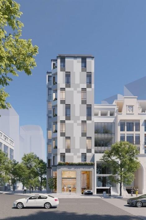 'Vẽ' hơn 100 căn hộ chung cư 'ma', bán giá gần 1 tỷ đồng/căn
