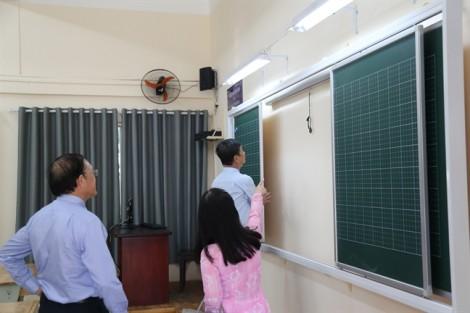 Trường tiểu học Thực hành Đại học Sài Gòn tuyển sinh không theo phân tuyến quận huyện