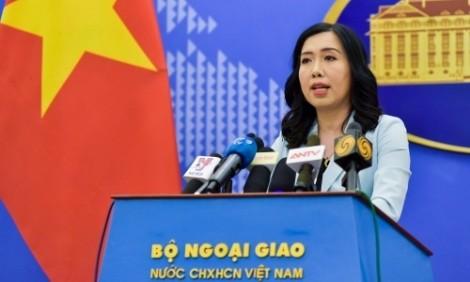 Bộ Ngoại giao phản hồi về nhận định 'Việt Nam lạm dụng thương mại' của ông Trump