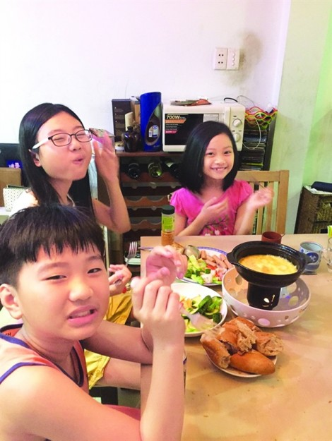 Chuyên đề Cho con cơ hội: Con tôi đã vượt qua món nước sôi luộc như thế nào?