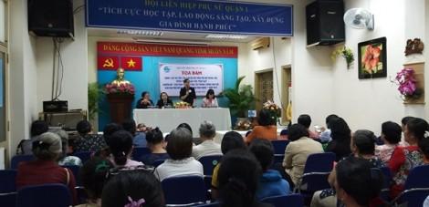 Phòng chống bạo lực, xâm hại phụ nữ và trẻ em:  cần sự tham gia tích cực của những người thân